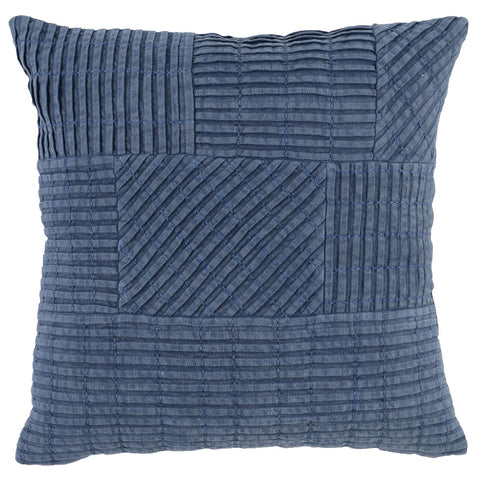 Taby Chambray Pillow