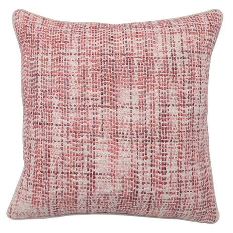 Brax Red / Ivory Pillow