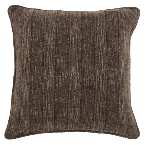 Heirloom Linen Chestnut Pillow