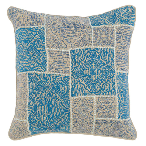 Mara Blue Mist Arctic Blue Pillow