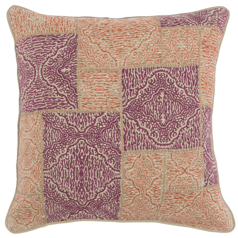 Mara Berry Orange Pillow