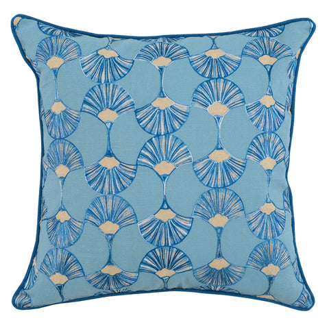 Artemis Marlin Blue / Royal Blue Pillow