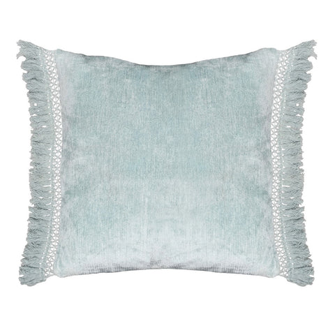 Melia Sky Blue Pillow