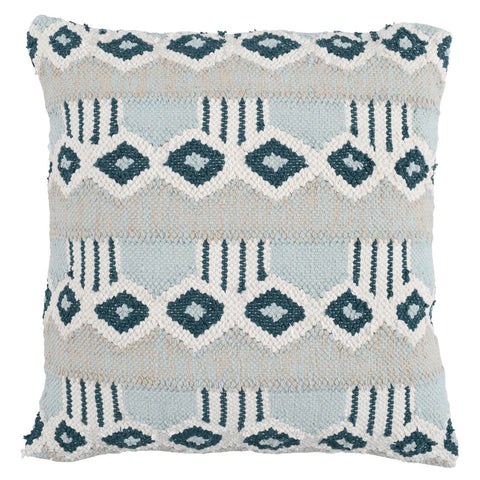Nazira Skyblue Multi Pillow