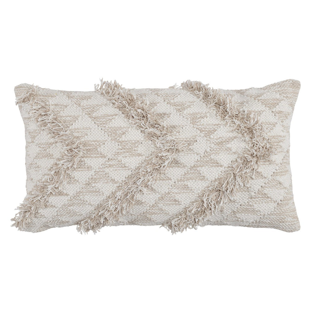 Rashida Natural / Ivory Pillow