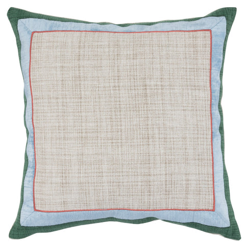 Lena Blue Multi Pillow