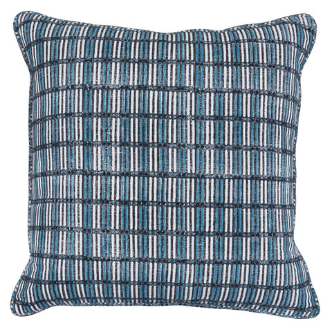 Aubrey Black Multi Pillow
