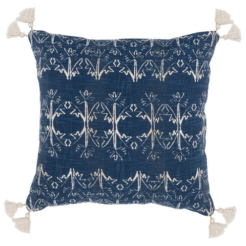 Robin Navy Pillow