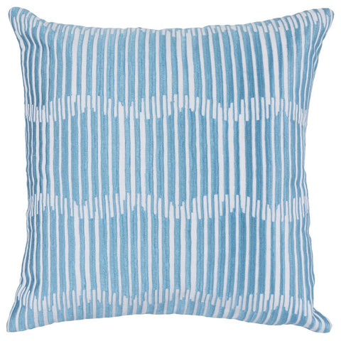 Isidora Bluebell Pillow