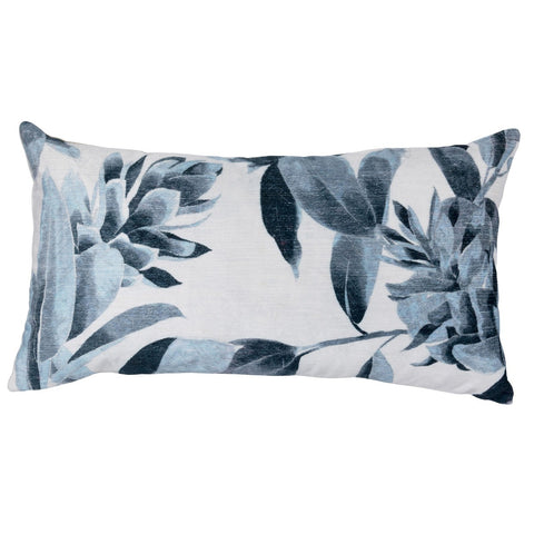 Charlotte Midnight Blue/Ivory Pillow