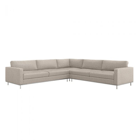 Valencia 3 Piece Sectional in Bungalow