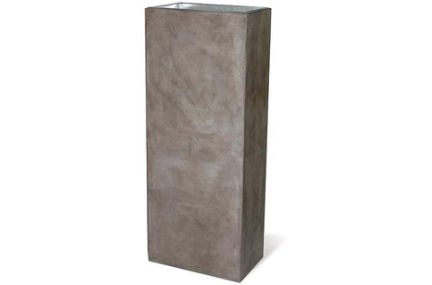 Perpetual Column Planter in Various Colors by BD Outdoor