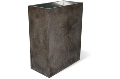Perpetual Soho Planter in Various Colors by BD Outdoor