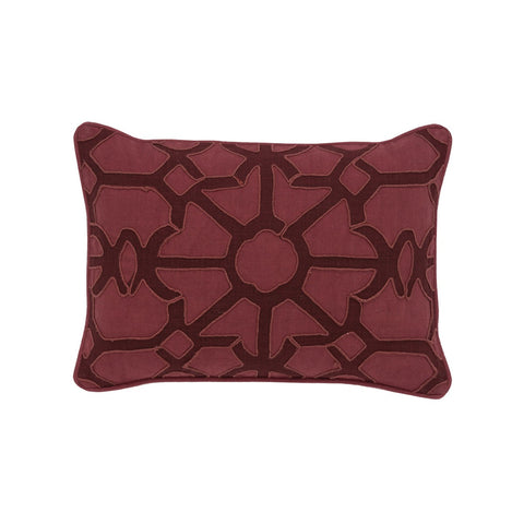 Aido Red Pillow