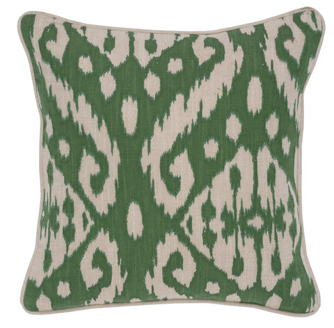 Albion Green Pillow