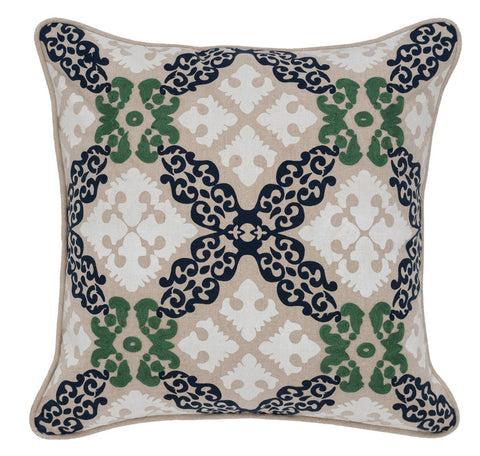 Dero Indigo Multi Pillow