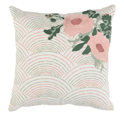 Mariana Pink Multi Pillow