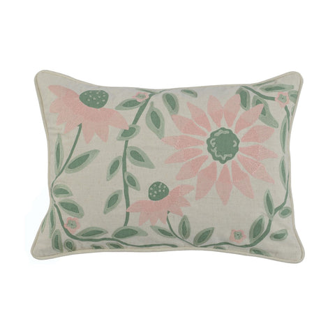 Laina Pink Multi Pillow