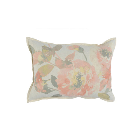 Thea Pink Multi Pillow
