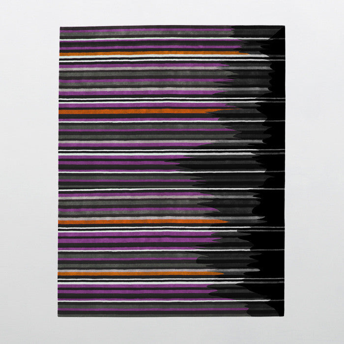 Veneta Collection Wool and Viscose Area Rug in Assorted Colors design by Second Studio