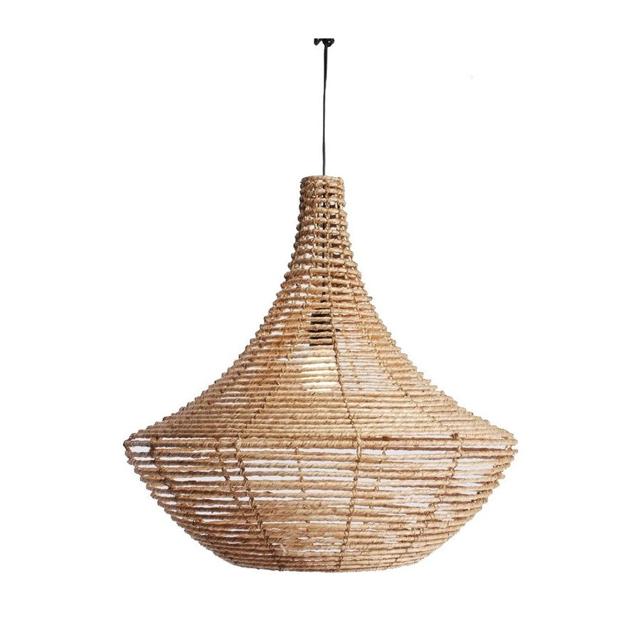 Vineyard Drop Pendant in Natural design by Selamat