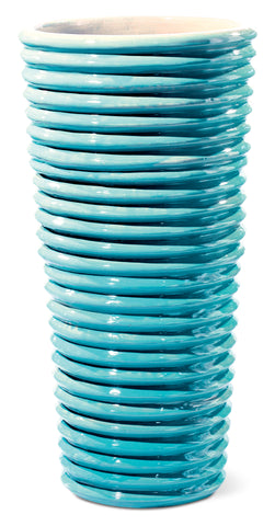 Ceramic Carlotta Vase in Various Colors by BD Outdoor