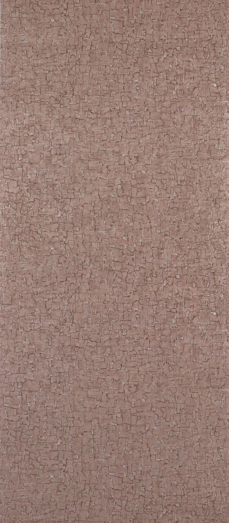 Sample Cambium Wallpaper in umber from the Lucenta Collection by Osborne & Little