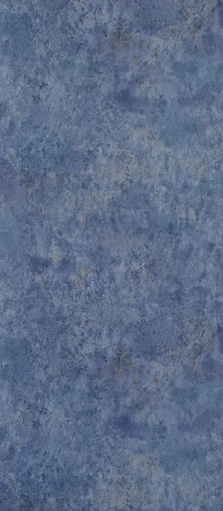 Fresco Wallpaper in blue from the Lucenta Collection by Osborne & Little