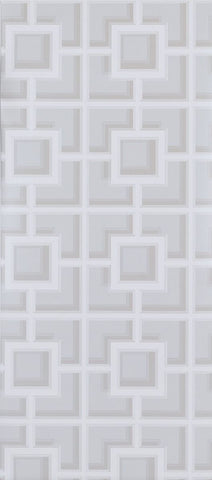 Camporosso Wallpaper in light gray from the Manarola Collection by Osborne & Little