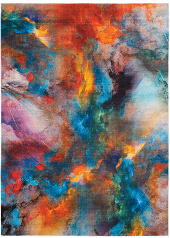 Le Reve Rug in Multicolor by Nourison