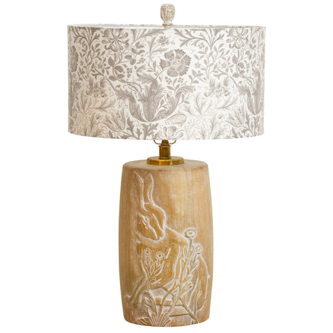 Forest Lamp by William Morris for Selamat