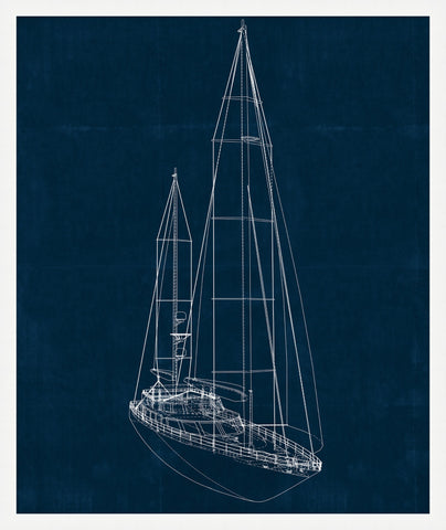 Boat Rendering design by Thom Filicia