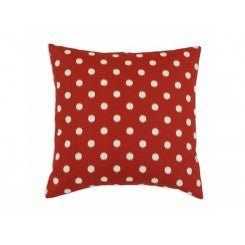 Polka Pillow design by 5 Surry Lane
