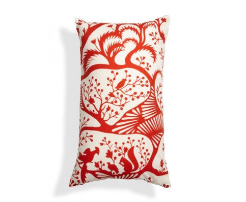 Chestnut Pillow design by 5 Surry Lane