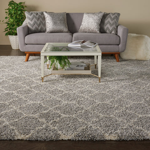 Amore Rug in Ash by Nourison