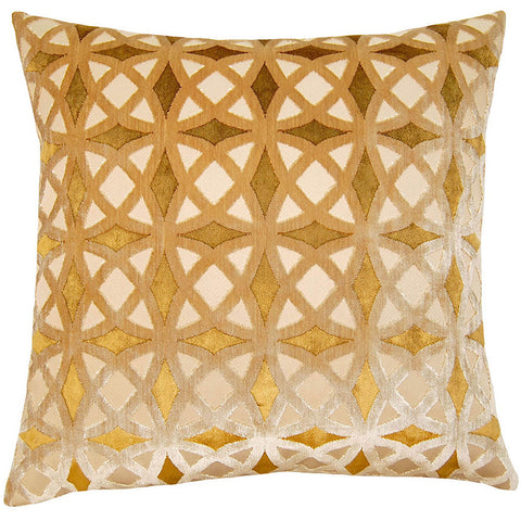 York Diamonds Pillow in various sizes design by Square feathers