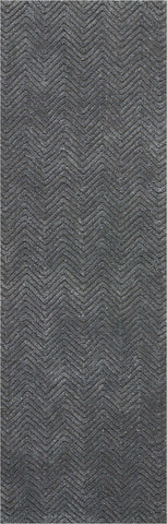 Deco Mod Rug in Grey by Nourison
