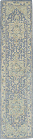 Jazmine Rug in Denim by Nourison