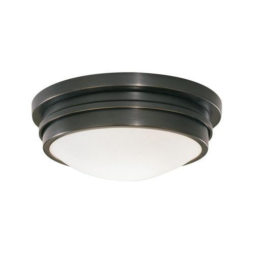 "Roderick Collection 10"" Flush Mount design by Robert Abbey"