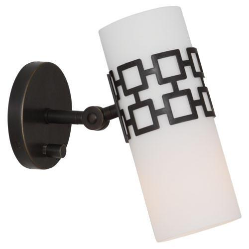 Jonathan Adler Parker Collection Adjustable Wall Sconce design by Robert Abbey