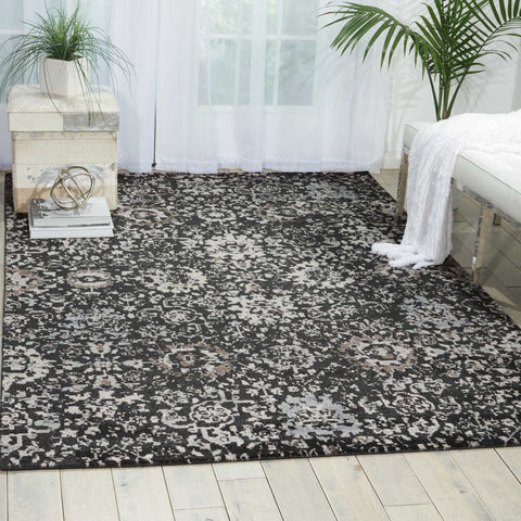 Twilight Rug in Onyx by Nourison
