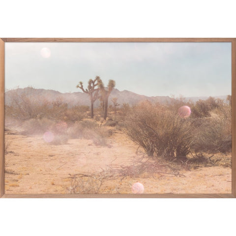 Mystic Desert Print design by Zoe Bios Creative