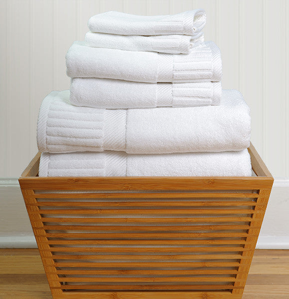 Zenith Complete Bath Set In Assorted Colors Design By Turkish Towel Company