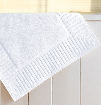 Set of 3 Lexi Bath Mats in Assorted Colors design by Turkish Towel Company