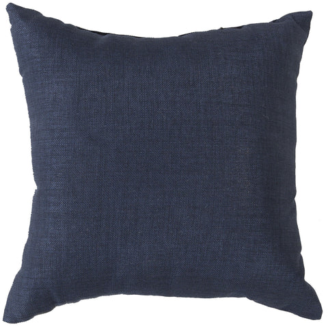 "Storm 22"" Outdoor Pillow in Navy"