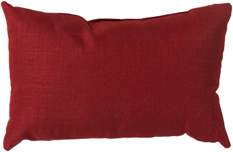 "Storm 13"" x 20"" Outdoor Pillow in Rust"
