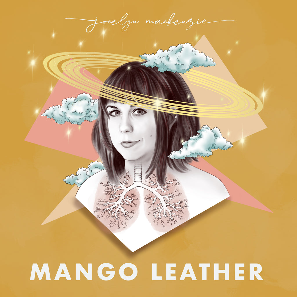 Jocelyn Mackenzie - Mango Leather (Single)