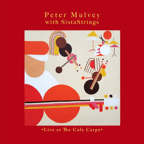 Peter Mulvey - Live at The Cafe Carpe