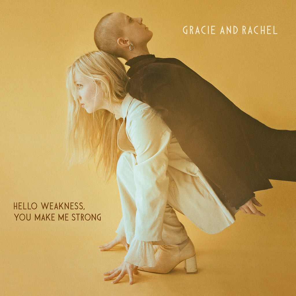 T-Shirt + Bandana + Hello Weakness, You Make Me Strong (LP)