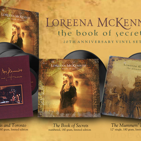 The Book of Secrets Vinyl Box Set